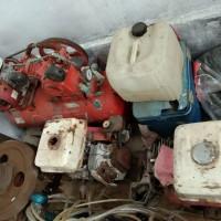 6. Kejari Halsel melelang satu paket barang rampasan berupa, 1 unit kompresor dan 2 unit mesin katinting
