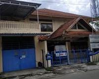 BKD Kab. Sukoharjo - Bangunan Gedung Kantor DPPKBP3A Kab Sukoharjo dalam Keadaan Berdiri untuk dibongkar rata dengan tanah