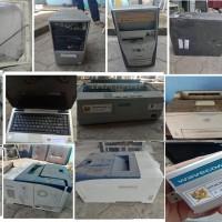 1 (satu) paket barang inventaris kantor, terletak di KP2KP Makale Tana Toraja