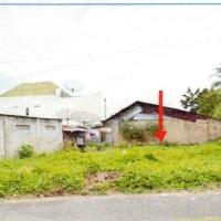 Bank Panin, Lot 2,Tanah Kosong seluas 206 M2 terletak di Gang Belibis, Kel Sipinggol-pinggol Kec. Siantar Barat Kota Pematangsiantar