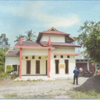 Bank Panin, Lot 1,Sebidang Tanah seluas 520 M2 berikut bangunan diatasnya, di Jln Naga Huta Gang Utama, Kel Setia Negara Kec. Sitalasari