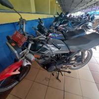 KPP Gambir Tiga : 4 unit Sepeda Motor dalam Satu Paket
