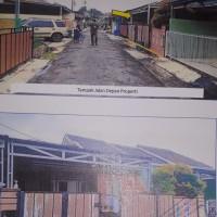 Mandiri 3 - 1 bidang tanah dengan luas 95 m2 berikut bangunan SHM No. 4038 di Bandar Lampung