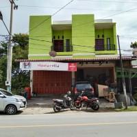 Bank Sumut Pangururan, T/B RUKO gandeng sesuai SHM no.121 Luas 179 M2 di Jl.dr Hadrianus Sinaga Kel. Pintusona Pangururan Kab Samosir