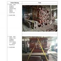 Kejari Sorong: Rampasan kayu gergajian dan kayu olahan