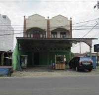 Lelang Eksekusi HT Bank Sumut : T/B ruko luas 441 m2 sesuai SHM No. 788/Tanjung Selamat - Deli Serdang