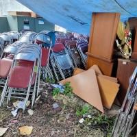 1 (satu) paket  BMN berupa Peralatan dan Mesin sejumlah 651 unit  dengan kondisi rusak berat milik KPP Pratama Serang Barat