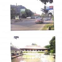 BRI Subang: PT Berkah Bumi C: TB, 2 SHM, total luas tanah 2.235 m2, Jl Raya Cijambe (Subang-Ciater KM.11), Cijambe, Subang
