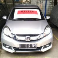 Mobil Honda Mobillio E CVT di Kota Cimahi