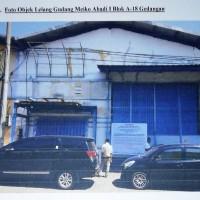 Kurator PT KSP Dkk (1): 1 (satu) paket tanah dan bangunan di Desa Wedi, Kecamatan Gedangan, Kabupaten Sidoarjo