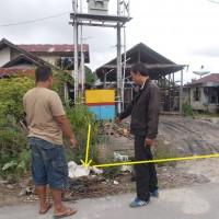 PT.PNM Pnk:7.a.Tnh&Bgn SHM No.2875,Lt.235 m2,di Desa Lumbang,Kec.Sambas,Kab.Sambas,Kalbar.
