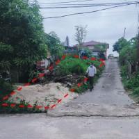 2. (BRI Fakfak) sebidang tanah kosong (SHM No.552) Luas tanah 660 m2, di Desa/Kel. Dulanpokpok, Kec. Pariwari, Kab. Fakfak