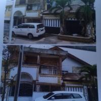 1 bidang tanah dengan total luas 202 m2 berikut bangunan di Bandar Lampung