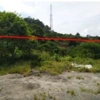 2 bidang tanah dengan total luas 5.178 m2 di Kota Bandar Lampung