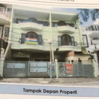Tim Kurator PT Mitra Sarana Sukses Internasional dan Sukiman UN (Dalam Pailit):2.Sebidang tanah seluas 316 M2 & bangunan Jl. Sentani Blo
