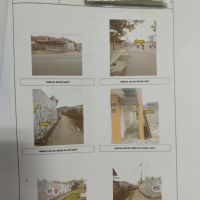 BNI Jogja: 2 (dua) bidang tanah dijual sepaket,  SHM No.232 luas 338 m2 dan SHM No. 630 luas 320 m2, di Kel PWT Wetan, Kec PWT Timur-Banyuma