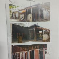 BNI Jogja: sebidang tanah dijual, SHM No. 00871 luas 172 m², berikut bangunan di Desa Besani, Kecamatan Leksono, Kabupaten Wonosobo