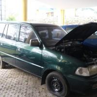 1 (satu) unit Toyota/KF 83, tahun 2002 kondisi Rusak Berat. Disertai STNK dan BPKB – BPPWB 3