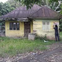 BNI Medan - 2. Tanah luas 1.333 m2 dan bangunan diatasnya, di Jl. T Amir Hamzah, Dusun V, Desa Sambirejo, Kec. Binjai, Kab. Langkat