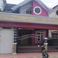 Lelang Eksekusi HT Bank CIMB Niaga : T/B Luas 193 m2 SHM No. 1399/Pangkalan Masyhur - Medan