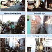 Lot 1 Kurator: 8 bid T/B luas total 224m2 SHM di Jl. Jaya 24 (dh. Jl.Pulo Harapan Indah), RT. 005 RW. 010), Cengkareng, Jakarta Barat