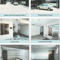 Lot 3 Kurator: 1 bid T/B SHM Ls.150m2 di Jl. Pluit Karang Cantik X Blok J3 No. 32, Pluit, Penjaringan Jakarta Utara