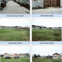 Lot 4 Kurator: 3 bid tanah luas total 11.534m2 SHM di Jl. Manyar, RT. 002 RW. 011, Tegal Alur,  Kalideres, Jakarta Barat