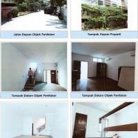 Lot 7 Kurator: 1 bid T/B SHM 08114 ls.67m2 di Jalan Pluit Karang Elok No. 23 A, Blok Q5 Barat Kav. No. 12, Pluit, Penjaringan, Jakarta Utara