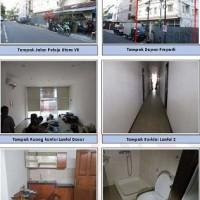 Lot 8 Kurator: 4 bid T/B SHGB luas total 1.699m2 di Jl. Petojo Utara VII No.10, No.4 RT 015/RW 03, Petojo Utara, Gambir, Jakarta Pusat