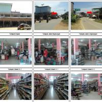 Bank OCBC NISP 1 : TB, SHM 1141, luas 924m2, Desa Sandai,Kec. Santai, Kab. Ketapang, Kalbar