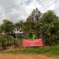 BRI Barito 1A : 2 tanah, SHM, luas 2760m2&2.781m2, Jl. Raya Sungai Kakap, Desa Pal IX, Kec. Sungai Kakap, Kab. Kubu Raya, Kalbar