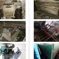 Rutan_Satu paket barang mebeulir dan elektronik dalam keadaan rusak berat 136 unit