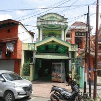 Mandiri Lot 4, tanah luas 386 m2 berikut bangunan diatasnya di Jl Jend A. Yani, Kel Pasar Baru, Kec Tebing Tinggi Kota, Kota Tebing Tinggi