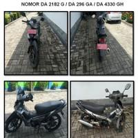Stasion Meteorologi melelang 1 (satu) unit sepeda motor Honda Supra X 125 R, warna Hitam,tahun pembuatan 2010, nomor polisi DA 4330 GH