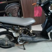Kejari Pswu 11 - 1 (satu) unit sepeda motor merk Honda Beat warna putih tanpa nomor polisi
