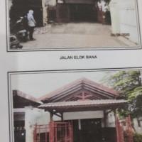 PPA KEJAKSAAN AGUNG-RUMAH SHM 3302, L=164m2, Jl. Elok Bana No. 40 RT.010 RW.04 Kel. Cipinang Muara Kec. Jatinegara, Jaktim