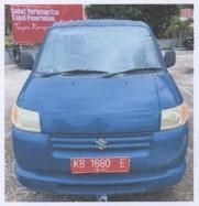 KPP PRATAMA SINTANG 1 : Suzuki GC415V Nopol KB 1680 E Tahun 2006