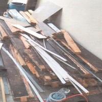 PN Garut : 1 (satu) paket matrial sisa barang bongkaran rehab rumah dinas kondisi rusak berat apa adanya berikut kekurangan dan penyusutan