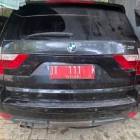 31.BKD.1 (satu) unit mobil  merek/type  BMW/X3/2.5 Tahun Pembuatan 2007 DT. 111 K