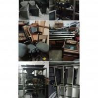 Satu paket inventaris kantor di Kota Bandung