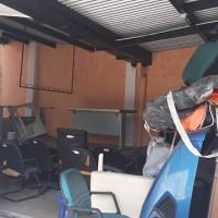 BPJS Ketenagakerjaan Dijual dalam 1 (satu) Paket Barang Inventaris Kantor sebanyak 42 Unit Kondisi Rusak Berat