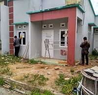 5. PT. Bank Mandiri RRCR Region II/Sumatera 2 Sebidang tanah dan bangunan Luas Tanah 90 M2 SHGB No. 35