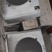 DJP : 1 (satu) paket bongkaran BMN berupa AC Central
