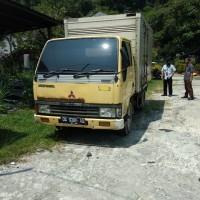 Kejari Jayapura: 1 (satu) unit kendaraan roda 4 (empat) merk Mitsubishi FE 304 (BOX) DS 9388 AB tanpa dokumen BPKB