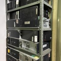 KPP Madya JKT Pusat : 1 (satu) paket barang inventaris kantor (Peralatan dan Mesin) dalam bentuk scrub berupa logam/besi, kayu, dan plastik