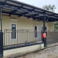BRI BARITO 1 : Tanah + Rumah SHM No. 4868 Luas 148 m2 di Jl. Trans Kalimantan Gg. Jambu, Kab.Kubu Raya Kalimantan Barat