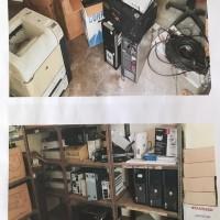 KPPN Bandar Lampung-1(satu) Paket Barang Inventaris dalam Kondisi Rusak Berat