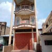 BTPN, Tanah lusas 137 m2 berikut bangunan terletak di Jl. Letjend Jamin Ginting Gang Golf Kel. Padang Bulan Kota Medan