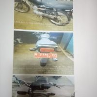 Sepeda Motor merk Suzuki A100, Tahun 2002, Nopol 2176 KP