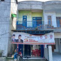 Bank Sumut -2. Tanah seluas 62 M2 dan bangunannya di Jl. KR. Buddin, Kel. Rengas Pulau, Kec. Medan Marelan, Kota Medan